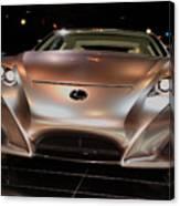 2007 Lexus Lf-a Exotic Sports Car Concept No 2 Canvas Print
