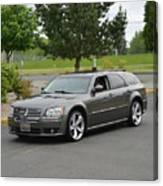 2008 Dodge Magnum Lasswell Canvas Print