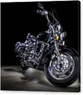 2008 Honda Vtx1300t Canvas Print