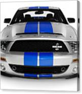 2008 Shelby Ford Gt500kr Canvas Print