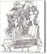 2009-10 Canvas Print