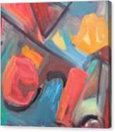 2009 Autumn In New York Canvas Print