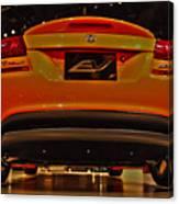 2009 Chicago Auto Showdodge Circuit Ev No 2 Canvas Print