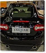 2009 Jaguar Xk Canvas Print
