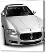 2009 Maserati Quattroporte S Canvas Print