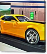 2010 Chevrolet Camaro Canvas Print