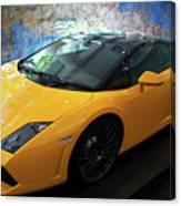 2011 Lamborghini Gallardo Lp560-4 Bicolore 2 Canvas Print
