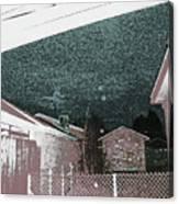2011 Moon 5 Canvas Print