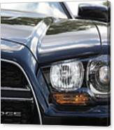 2012 Dodge Charger Canvas Print