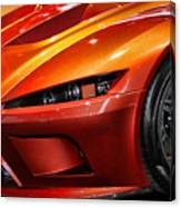 2012 Falcon Motor Sports F7 Series 1  Canvas Print