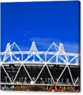 2012 Olympics London Canvas Print
