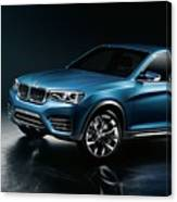 2013 Bmw X4 Concept  1 Canvas Print