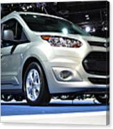 2014 Ford Transit Connect Wagon Canvas Print