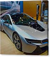 2015 Bmw I8 Hybrid Canvas Print