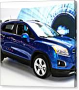 2015 Chevrolet Trax Number 1 Canvas Print