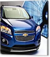 2015 Chevrolet Trax2 Canvas Print