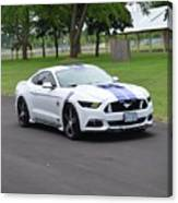 2015 Ford Mustang Gt James Tami Canvas Print