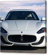 2015 Maserati Granturismo Canvas Print