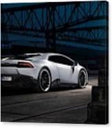 2015 Novitec Torado Lamborghini Huracan 3  1 Canvas Print