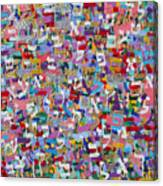 2015036 Genesis Chapters 21 And 22 Canvas Print