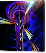 2016 At The Space Needle Canvas Print