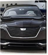 2016 Cadillac Escala Concept 3 Canvas Print