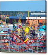 2016 Florida State Fair Canvas Print
