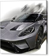 2016 Ford Gt  No 2 Canvas Print