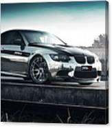 2016 Fostla De Bmw M3 Coupe 2 Canvas Print