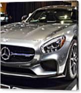 2016 Mercedes-amg Gts No 1 Canvas Print