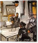 2016 Paints Institute Original Canvas Print
