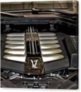2016 Rolls Royce Wraith Engine Canvas Print