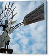 2017_08_midland Tx_windmill 5 Canvas Print