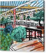 201804 Bonsai And Penjing Museum Washington Canvas Print