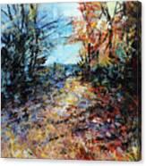 201805 Dyke Marsh Wildlife Preserve Canvas Print