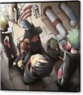 20183 One Piece Canvas Print