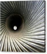 20mm Submarine Deck Gun Barrel Canvas Print