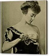Electro-therapeutics, 1910 Canvas Print