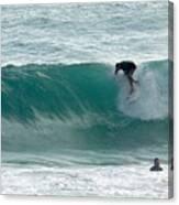 Australia - The Surfer Canvas Print