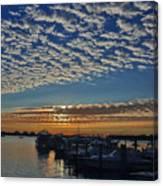 22- Magical Sunrise Canvas Print