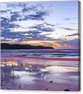 Daybreak Seascape Canvas Print