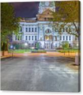 2300 At The Green Bay Courthouse Canvas Print