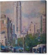 23rd St  Canvas Print