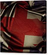 British Flag 5 Canvas Print