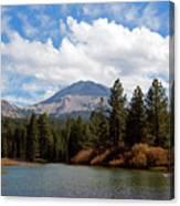 Mt. Lassen National Park Canvas Print