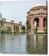 2464- Palace Of Fine Arts Canvas Print