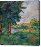 Bogota Museo Botero Canvas Print