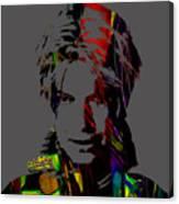David Bowie Collection Canvas Print