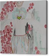 St Michael The Archangel Canvas Print