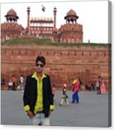 Harpal Singh Jadon Canvas Print